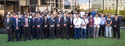 Saudi Teachers undertake professional development at Monash College