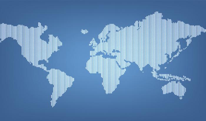 monash college world map