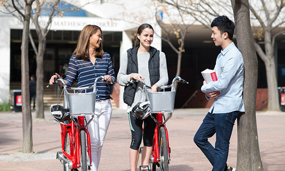 Start your journey with Monash College