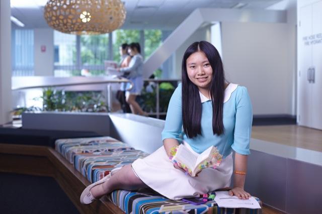 photo of Monash College Foundation Year student Chi
