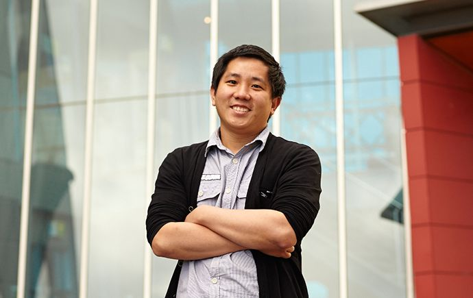 Monash English Bridging graduate Chong went on to a Bachelor of Commerce at Monash University