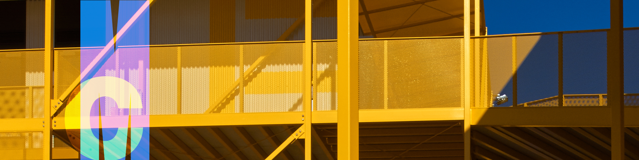 architecture yellow. art design and architecture yellow