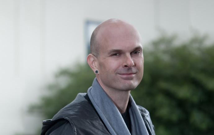 Brett Jones, Academic Manager, Diploma of Art and Design