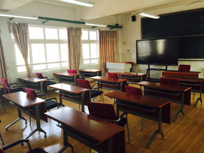 Classroom at New Oriental