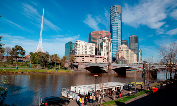 Melbourne – the world's most liveable city