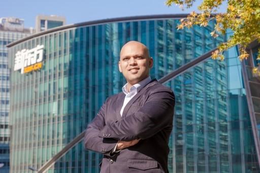 Richard Bahadoor, Director, New Oriental Education and Technology Group Ltd