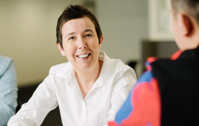 Rachel Chamberlain, Learning Skills Adviser