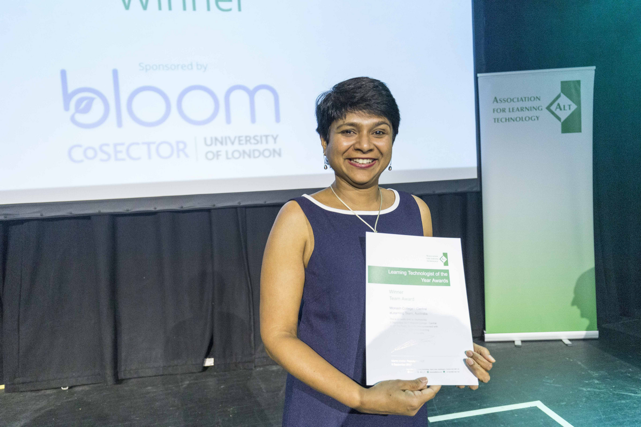 Monash College wins international recognition for eLearning