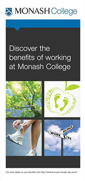 staff benefits brochure front cover
